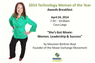 2014 DR Tech Woman of Year
